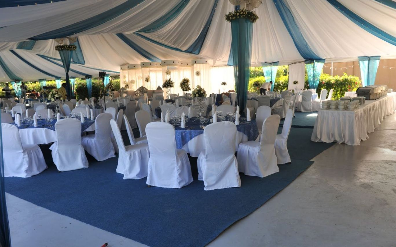 Amazing Royal Blue And Silver Wedding Decorations For Your