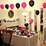 Hot Pink And Black Wedding Decorations Hot Pink And Zebra Baby Shower Decorations 807x1024 hot pink and black wedding decorations|guidedecor.com