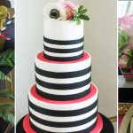 Hot Pink And Black Wedding Decorations Hot Pink Black And White Wedding Tablescape Hero 0 hot pink and black wedding decorations|guidedecor.com