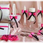Hot Pink And Black Wedding Decorations Ori 39757 hot pink and black wedding decorations|guidedecor.com