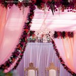 Hot Pink And Black Wedding Decorations Pink Singer Wedding And Silver Cakes Architecture Best Mandap Images On Pinterest Centerpieces For Tables Peach Decor Destination White Ideas Themes Summer Purp hot pink and black wedding decorations|guidedecor.com