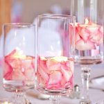 Inexpensive Wedding Decor 3 Floating Flower Hurricanes E1433532738521 inexpensive wedding decor|guidedecor.com