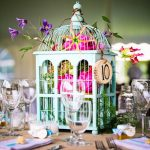 Inexpensive Wedding Decor 6 Floral Birdcage inexpensive wedding decor|guidedecor.com