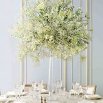 Inexpensive Wedding Decor Affordable Babys Breath Centerpiece From Martha Stewart Weddings inexpensive wedding decor|guidedecor.com
