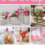 Inexpensive Wedding Decor Diy Wedding Centerpieces inexpensive wedding decor|guidedecor.com