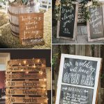 Inexpensive Wedding Decor How To Save Your Wedding Budget On Wedding Sign Decoration With Easy Diy Projects inexpensive wedding decor|guidedecor.com