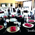 Pink And Black Wedding Decorations For The Reception Red And Black Wedding Centerpieces Red Black And White Party Decorating Ideas Inspiring Wedding Reception Decorations On Table With Par Red Black pink and black wedding decorations for the reception|guidedecor.com