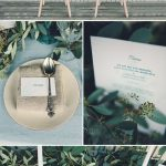 Teal Green Wedding Decorations A Coastal Wedding Decor Inspiration Shoot From Rock My Wedding Featuring A Rustic Olive Leaf Table Centrepiece And A Luxury Sequinned Wedding Tablescape 0001 teal green wedding decorations|guidedecor.com