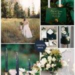 Teal Green Wedding Decorations Emerald Green And Navy Wedding Palette teal green wedding decorations|guidedecor.com