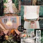 Teal Green Wedding Decorations Peach And Teal Autumn Secret Garden Wedding Theme Ideas teal green wedding decorations|guidedecor.com