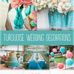 Teal Green Wedding Decorations Turquoise Wedding Decorations Inblogheader teal green wedding decorations|guidedecor.com