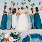 Teal Green Wedding Decorations Turquoise Wedding Decorations Indigo Blue And Copper Wedding Color Palette teal green wedding decorations|guidedecor.com