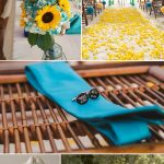 Teal Green Wedding Decorations Yellow And Teal Wedding Color Ideas 2015 Trends teal green wedding decorations|guidedecor.com