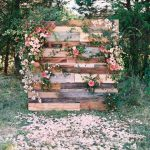 Wedding Decorations For Outdoors Wood Flower Wall Outdoor Wedding Decor 1554992229 wedding decorations for outdoors|guidedecor.com