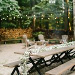Wedding Decorations Outside Outdoor Wedding Tables Bloominous Brianna Wilbur Photography 1521224451 wedding decorations outside|guidedecor.com